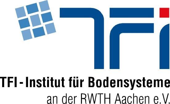 TFI - Institut für Bodensysteme an der RWTH Aachen