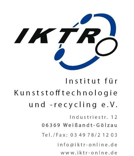 IKTR - Institut für Kunststofftechnologie und Recycling e.V.