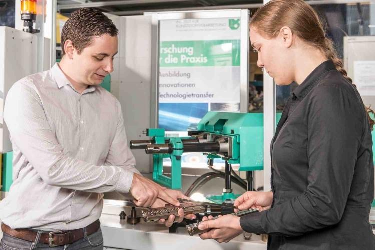 IKV - Vereinigung zur Förderung des Instituts für Kunststoffverarbeitung in Industrie und Handwerk an der RWTH Aachen e.V.