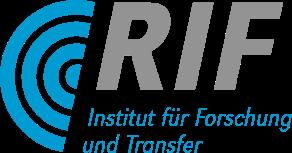 RIF - Institut für Forschung und Transfer e.V.